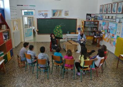 Αμοργός σχολείο