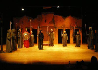 Αντιγόνη-Κρινθιακό θέατρο Βασίλης Ρώτας
