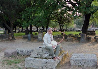Ιερά Αλτη Αρχαία Ολυμπία ντοκυμανταίρ 1