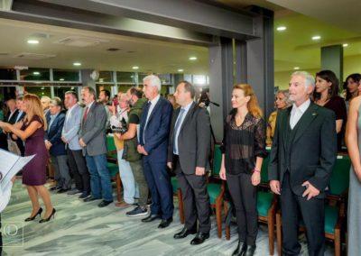τιμητική εκδήλωση του δήμου Αρχαίας Ολυμπίας στους συντελεστές της Αφής